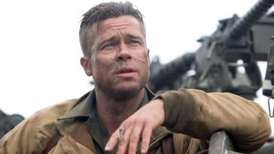 Fury Brad Pitt Wallpaper 62757