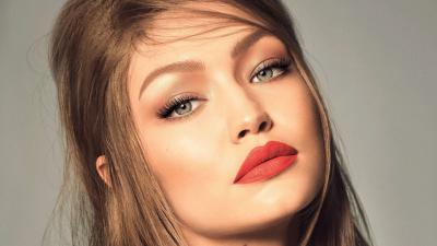 Gigi Hadid Makeup Face Wallpaper 65792