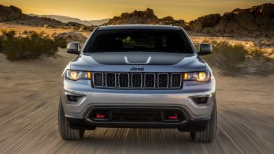 Grey Jeep Cherokee Desktop HD Wallpaper 65169