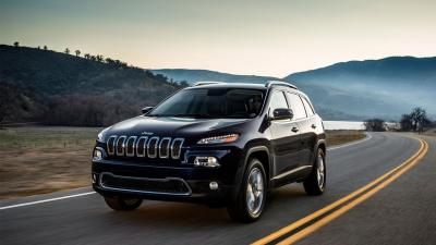 Jeep Cherokee Desktop HD Wallpaper 65149