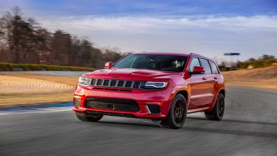 Jeep Cherokee Rolling Shot HD Wallpaper 65157