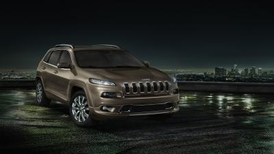 Jeep Cherokee Widescreen Wallpaper 65152
