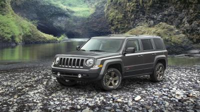 Jeep Patriot Desktop Wallpaper 65174
