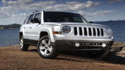 Jeep Patriot Photos Wallpaper 65175