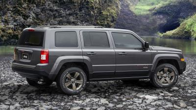 Jeep Patriot Wallpaper 65173