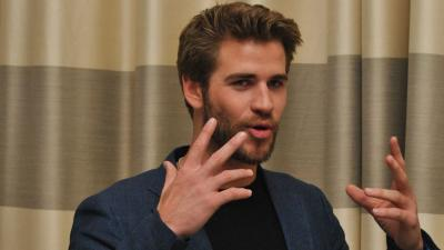 Liam Hemsworth Actor Wallpaper 65739