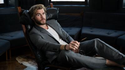 Liam Hemsworth Celebrity HD Wallpaper 65744