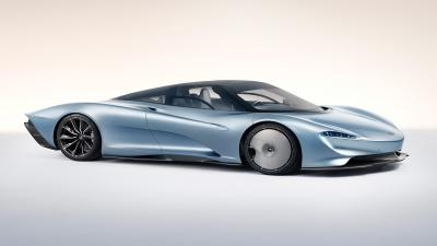 McLaren Speedtail Car Wallpaper Background 65771
