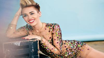 Miley Cyrus HD Wide Wallpaper 65720