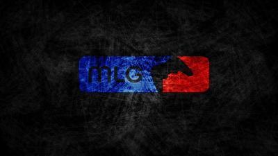 MLG Grunge Logo Wallpaper 62695