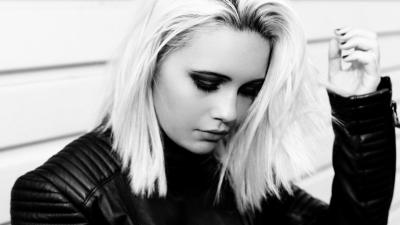 Monochrome Bea Miller Wallpaper 65582