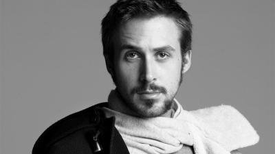 Monochrome Ryan Gosling Wallpaper 65560