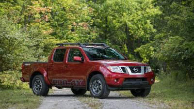 Nissan Frontier Background Wallpaper 65925