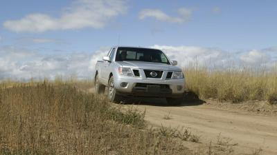 Nissan Frontier Off Roading Wallpaper 65927