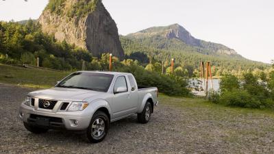 Nissan Frontier Pictures Wallpaper 65928