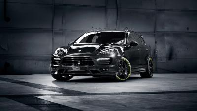 Porsche Cayenne Background Wallpaper 66067