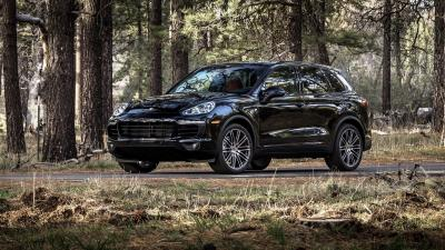 Porsche Cayenne Car HD Wallpaper 66073