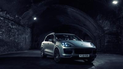 Porsche Cayenne Car Wide Wallpaper 66074