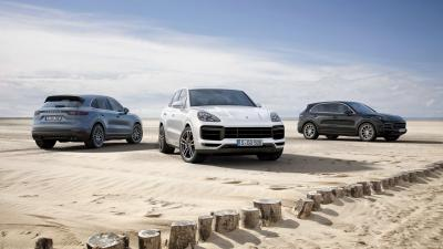 Porsche Cayenne Cars Wallpaper 66083