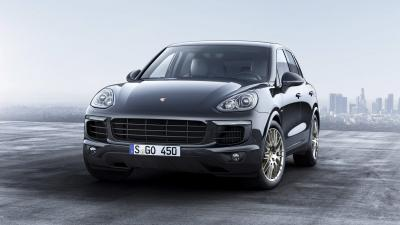 Porsche Cayenne Desktop Wallpaper 66078