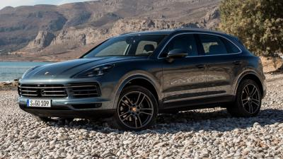 Porsche Cayenne Photos Wallpaper 66072