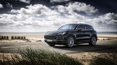 Porsche Cayenne Wallpaper Background 66076