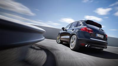 Porsche Cayenne Wide HD Wallpaper 66077