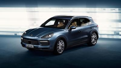 Porsche Cayenne Widescreen HD Wallpaper 66089