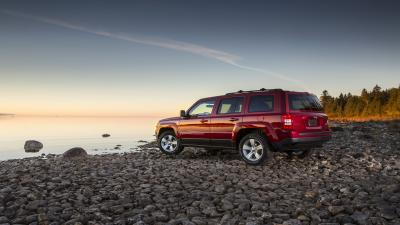 Red Jeep Patriot Pictures Wallpaper 65172