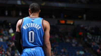 Russell Westbrook HD Wallpaper 63582