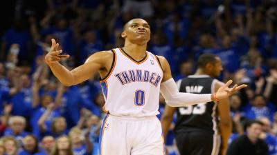 Russell Westbrook Wallpaper Background 63581