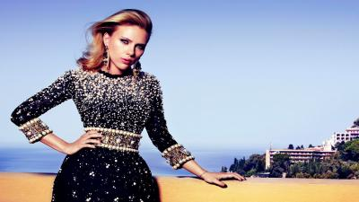 Scarlett Johansson Celebrity Makeup Wallpaper 65784