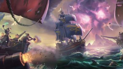 Sea of Thieves Video Game Desktop Wallpaper 62599