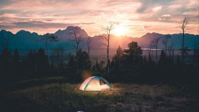Tent Camping Photography Wallpaper 65765