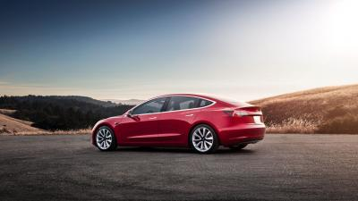 Tesla Model 3 Background HD Wallpaper 66046
