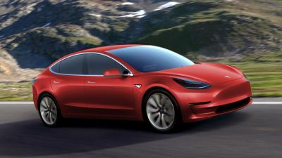 Tesla Model 3 Computer Wallpaper 66049