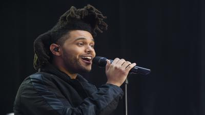 The Weeknd Widescreen HD Background Wallpaper 65715