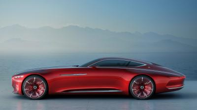 Vision Mercedes Maybach Car HD Wallpaper 63561