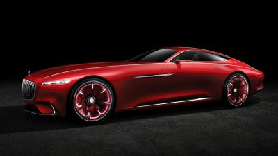 Vision Mercedes Maybach Car Wide Wallpaper 63560
