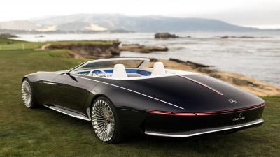 Vision Mercedes Maybach Computer Wallpaper Pictures 63569