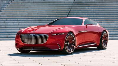 Vision Mercedes Maybach Wallpaper Background HD 63563