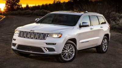 White Jeep Cherokee Wallpaper 65162