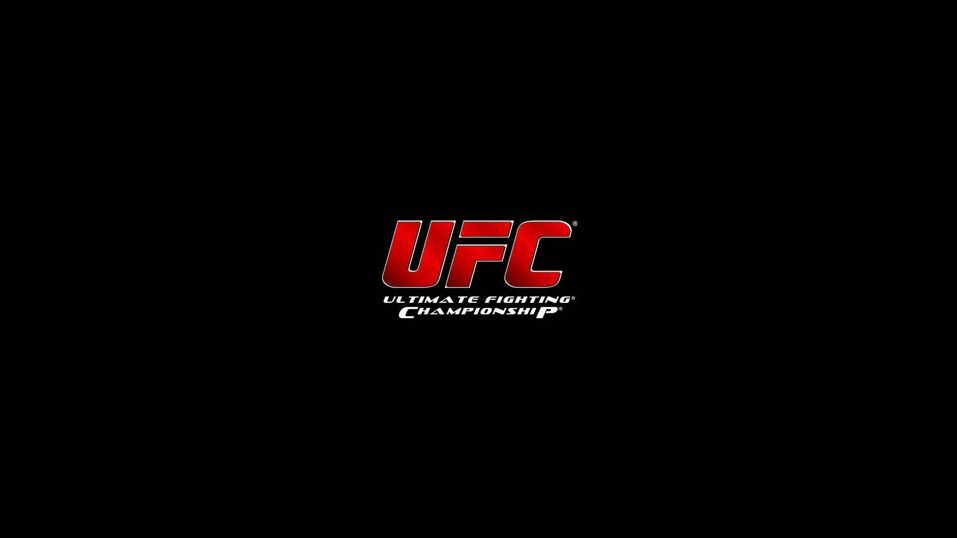Ultimate Fighting Championship Logo Wallpaper 65632 1920x1080px