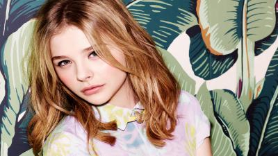 Hot Chloe Grace Moretz Wallpaper 66671