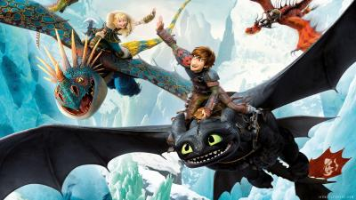 How To Train Your Dragon 3 Movie HD Wallpaper 66678