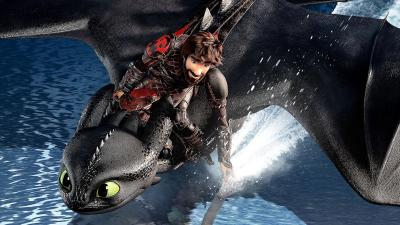 How To Train Your Dragon 3 Movie Wallpaper 66676