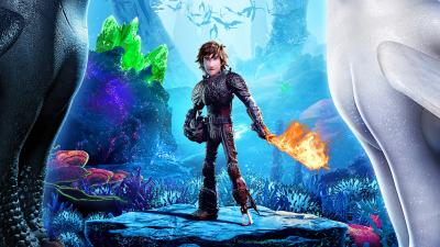 How To Train Your Dragon 3 Widescreen Wallpaper 66677