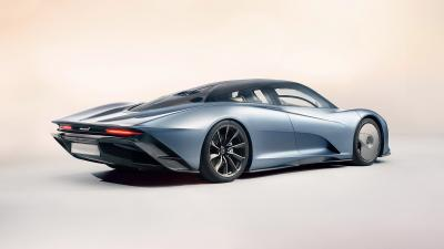 McLaren Speedtail Car Wallpaper 66679