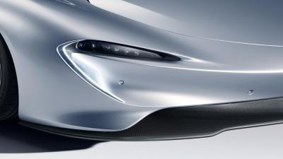 McLaren Speedtail Headlight Wallpaper 66681