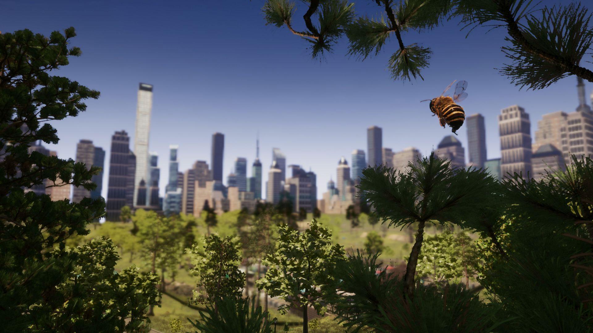 bee simulator wallpaper 69481